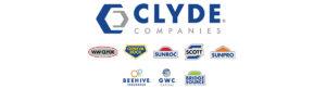 Clyde Companies Logos