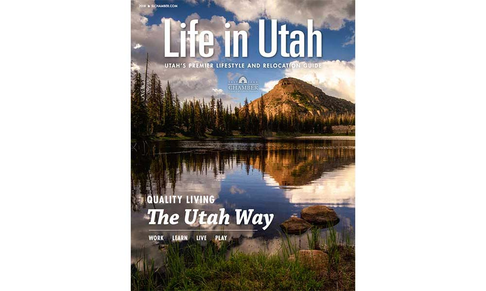 Life in Utah Publication