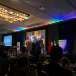 Salt Lake chamber of commerce award ceremony