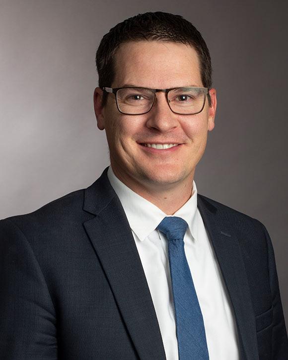 Brandon Hale – General Counsel