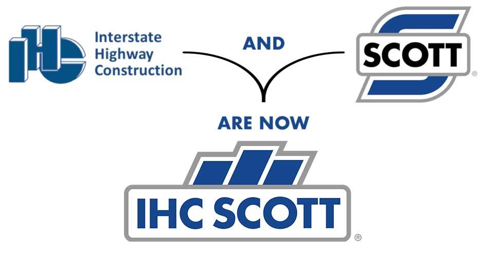 IHC Quality and Scott Contracting are now IHC Scott