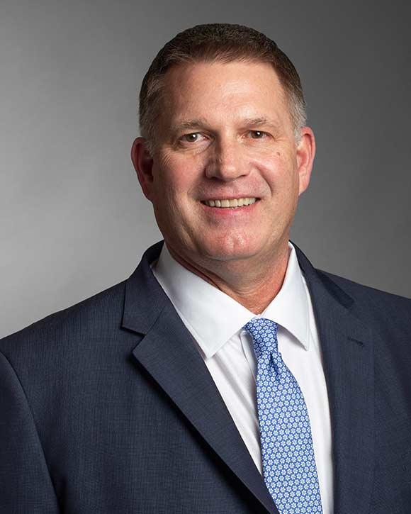 Jim Randall President of IHC Scott